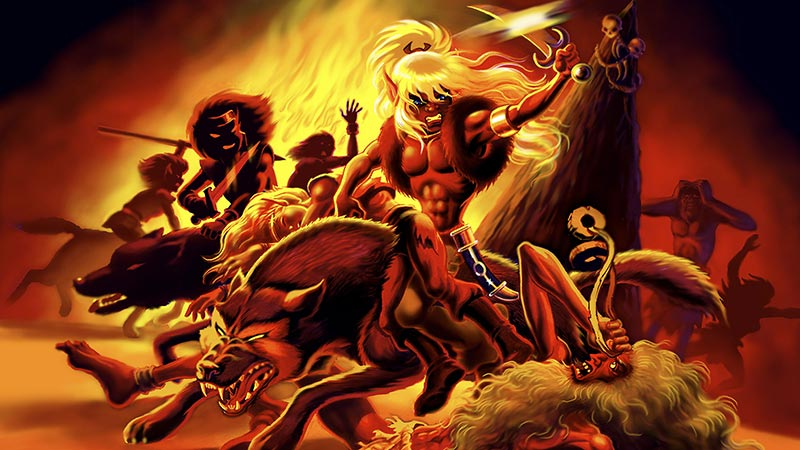 Elfquest Artwork
