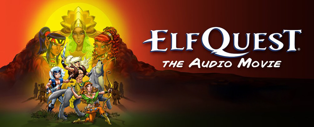 ElfQuest Audio Movie Poster